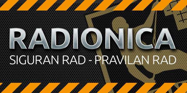 SIGURAN RAD-PRAVILAN RAD