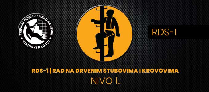 RDS-1 | RAD NA DRVENIM STUBOVIMA I KROVOVIMA – NIVO 1.